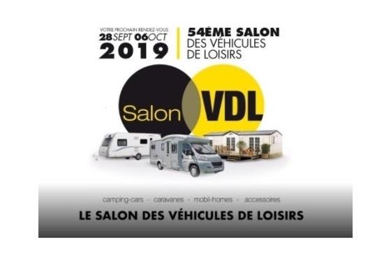 54e Salon des Véhicules de Loisirs, Paris-Le Bourget
